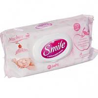 Smile Влажные салфетки Baby 72 шт.