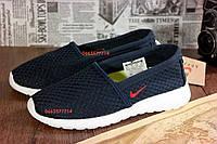 Женские спортивные мокасины Nike. Стильная и Удобная обувь для любой ситуации. В наличии 36-40 рр
