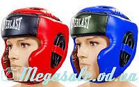 Шлем боксерский в мексиканском стиле Elast 6247 (шлем для бокса): 2 цвета, M/L/XL
