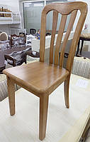 Деревянный обеденный стул J01 ольха, в скандинавском стиле