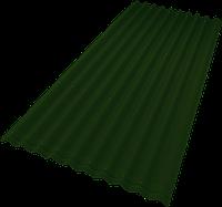 Ондулин лист зеленый (2,00*0,95) 1,9 м.кв