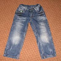Джинсы модные на мальчика Wenice р.98 на 3 года