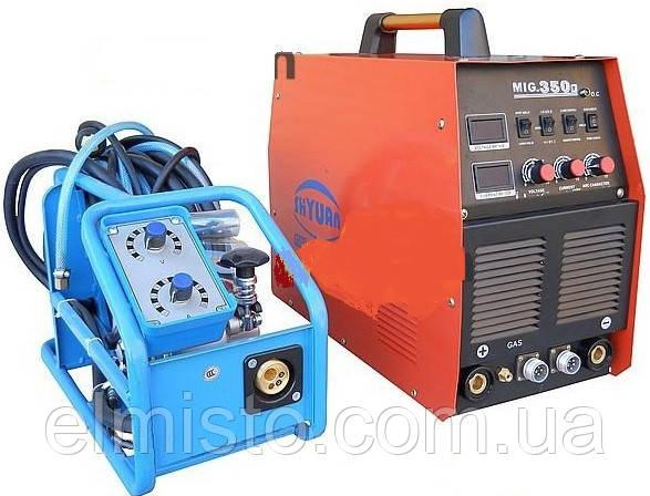 Сварочный инверторный полуавтомат трёхфазный Shyuan MIG-350F