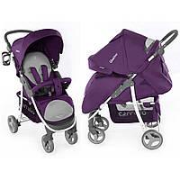 Прогулочная коляска TILLY CARRELLO Quattro CRL-8502 Purple
