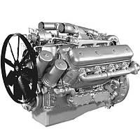 Двигатель ЯМЗ-7511.10-06 (400 л.с.)  в сб. МАЗ, МЗКТ (пр-во ЯМЗ)