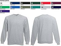 Толстовка мужская Classic Raglan Sweat, XL (52-54), Серо-лиловый, фото 1
