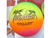 """Мяч 6"""" волейбол BT-PB-0043 цветной 60г сетка ш.к./500/"""