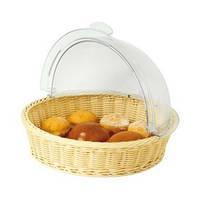 Корзина  для  печенья и булочек с крышкой Rolltop