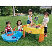 Песочница-водный стол Little Tikes 637780M, фото 1