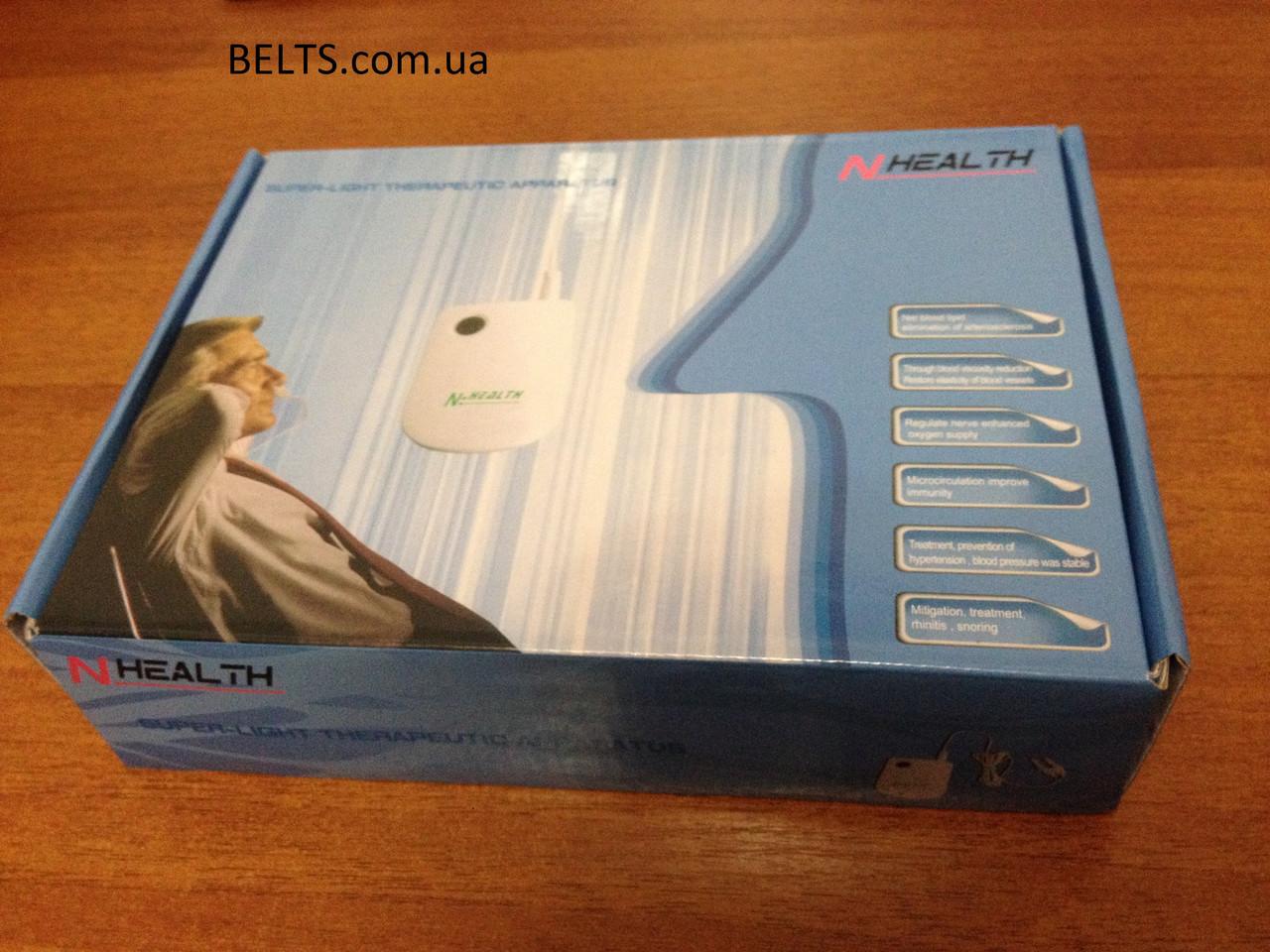 Лазерный аппарат от насморка «Здоровый нос» (Health Nose)