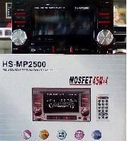 Автомагнитола Mp3 HS-MP 2500 Евро-разъем 2-диновый, магнитола для авто, автомобильная магнитола USB 2