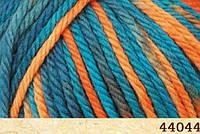 Чистошерстяная пряжа Fibranatura Inka Color