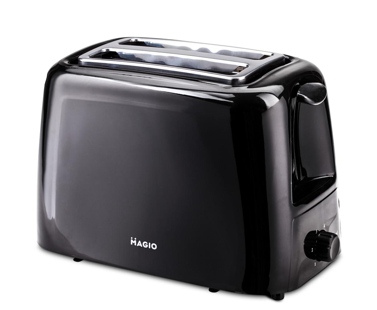Тостер MAGIO МG-273BL/750 Вт/2 ломтика