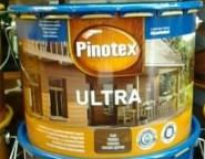 Антисептик Pinotex Ultra для дерева 3л.