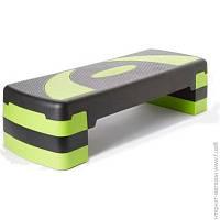 Степ Платформа Liveup Power Step green/black (LS3168B)