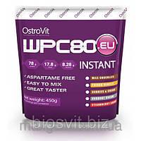 Ostrovit -WPC 80.eu INSTANT (78% protein) 900 g.Это последняя версия от OstroVit самого популярного и хита