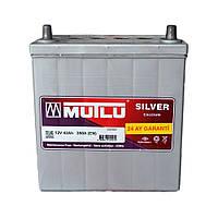Аккумулятор Mutlu SILVER Super Calcium АЗИЯ 42А/ч (Прямой) +левый