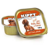 Kippy Паштет для собак, курица, рис, морковь 150 гр.