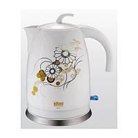 Керамический электрический чайник Elbee Guan 1,8л (керамика) 11107