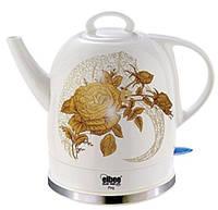 Керамический электрический чайник Elbee Ping 1,5 л (керамика) 11105