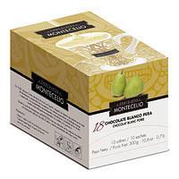 Білий гарячий шоколад №18 з грушею Montecelio, 300г