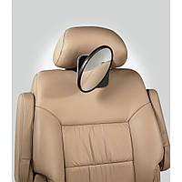 Автомобильное зеркало для малышей Diono Easy View, автомобильное зеркало заднего вида, зеркало на подголовник