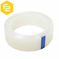 [55мм,30м] Клейкая лента для защиты/очистки дисплеев.Скотч-плёнка, транспортировочная.