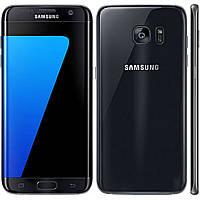 Задняя крышка для Samsung Galaxy S7 G930F (Black) Original