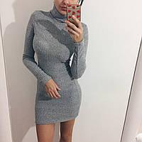 Платье-гольф 5640