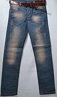 Весенние джинсы на мальчиков 11-14 лет Altun