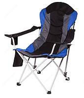 Кресло «Директор» синий
