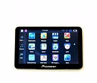 Автомобильный навигатор GPS Pioneer GPS 5 528 HD+4GB, gps навигатор pioneer 5 дюймов, навигатор пионер