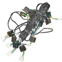 Пучок проводов передних фонарей КамАЗ-5320, 53212