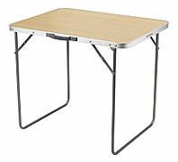 Стол с подгибающимися ножками 80х60см