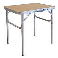 Компактный и удобный  алюминиевый складной стол