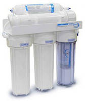 Фільтр для води AquaLine RO-6 MT18 - система зворотного осмосу з мінералізатором, фото 1