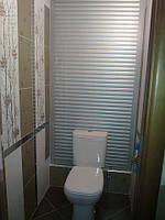 Защитные роллеты закрыть стояк в ванной , фото 1