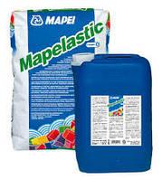 Гидроизоляция Mapelastic(32кг)  MAPEI-полимерцементная обмазочная
