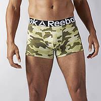 Мужские трусы Reebok cotton Underwear 2 Pack (Артикул: B45102)