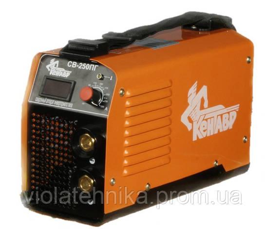 Сварочный аппарат Кентавр СВ-250ПГ, фото 2