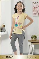 Детский комплект футболка и бриджи Angel Story