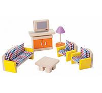 Мебель для кукольного домика Plan Тoys - Гостинная Нео