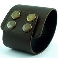 Кожаный браслет черный 7eb27d5aeeae0