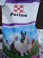 Повнораціонний комбікорм для кролів Пуріна 25кг
