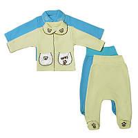 Детский комплект для новорожденных 2 предмета