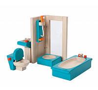 Мебель для кукольного домика Plan Тoys - Ванная Нео