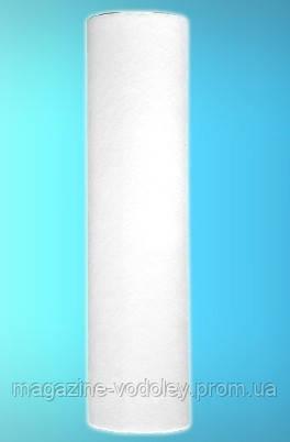 Поліпропіленовий картридж «Насоси+» PP20BB 20 мікрон для колби Big Blue 20»