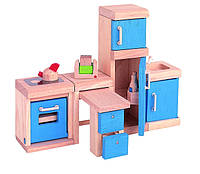 Мебель для кукольного домика Plan Тoys - Кухня Нео
