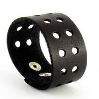 """Шкіряний браслет """"Colander"""" кожаный браслет, браслет из кожи під замовлення, різних кольорів"""
