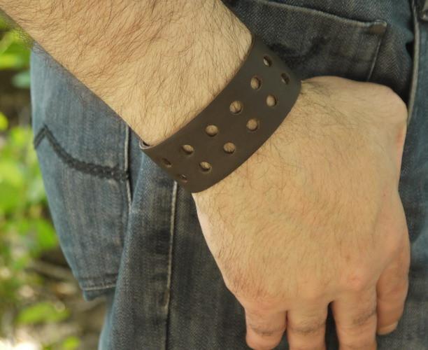 Шкіряний браслет Colander